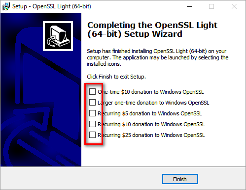 openssl_setup